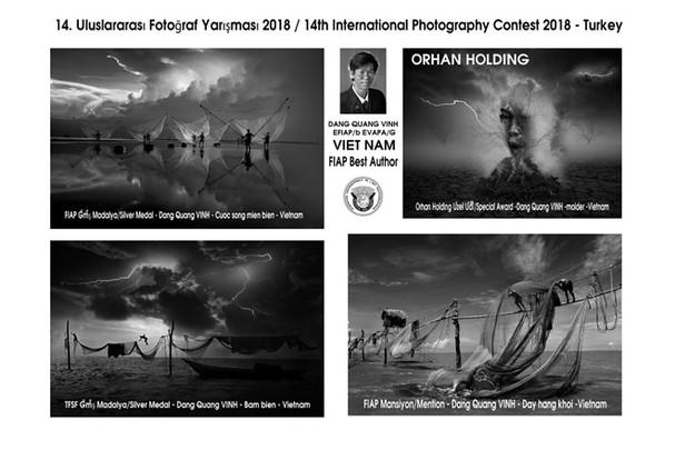 Việt Nam thắng lớn tại giải thưởng nhiếp ảnh quốc tế Thổ Nhĩ Kỳ - ảnh 2
