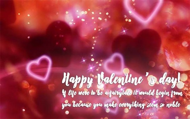 Những lời chúc Valentine ngọt ngào, ý nghĩa nhất - ảnh 6