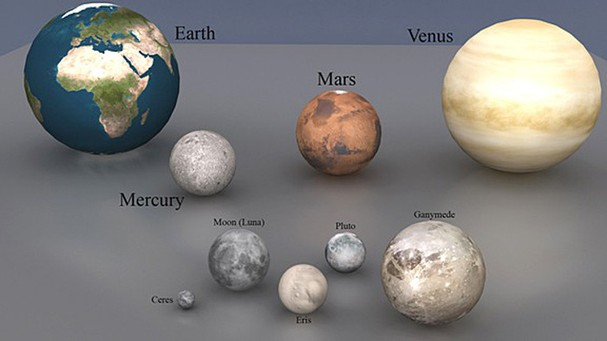 Bí ẩn hành tinh nhỏ nhất Hệ mặt trời - Ảnh 1.