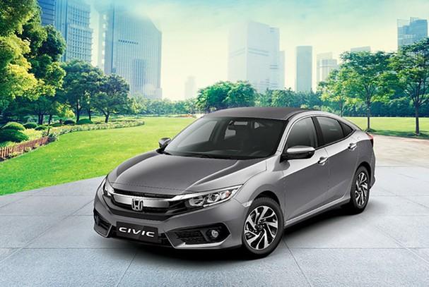 Honda Việt Nam công bố giá bán lẻ các mẫu ôtô nhập khẩu - Ảnh 5.