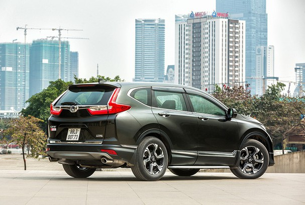Honda Việt Nam công bố giá bán lẻ các mẫu ôtô nhập khẩu - Ảnh 3.
