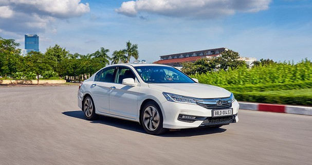 Honda Việt Nam công bố giá bán lẻ các mẫu ôtô nhập khẩu - Ảnh 8.