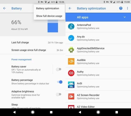 5 cách cải thiện tuổi thọ pin trên Android - 1
