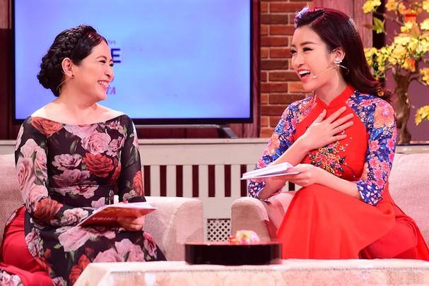 Hoa hậu Mỹ Linh: 'Tôi thích đàn ông trưởng thành, thấu hiểu'