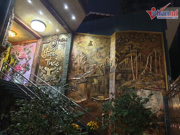 Biệt thự dát vàng xa xỉ giá hàng trăm tỷ của sao Việt
