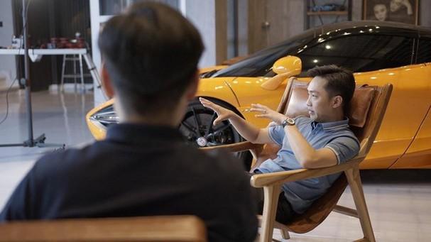 Lóa mắt với bộ sưu tập siêu xe của Cường Đô la - ảnh 3