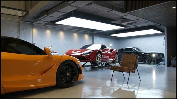 Lóa mắt với bộ sưu tập siêu xe của Cường Đô la - ảnh 5