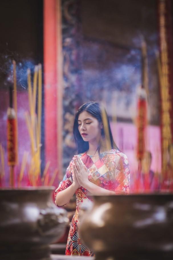 Nữ sinh xứ Nghệ ước mơ chinh phục ngôi vương Hoa hậu Việt Nam 2020 - ảnh 8