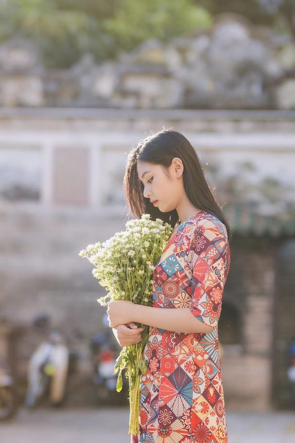 Nữ sinh xứ Nghệ ước mơ chinh phục ngôi vương Hoa hậu Việt Nam 2020 - ảnh 5