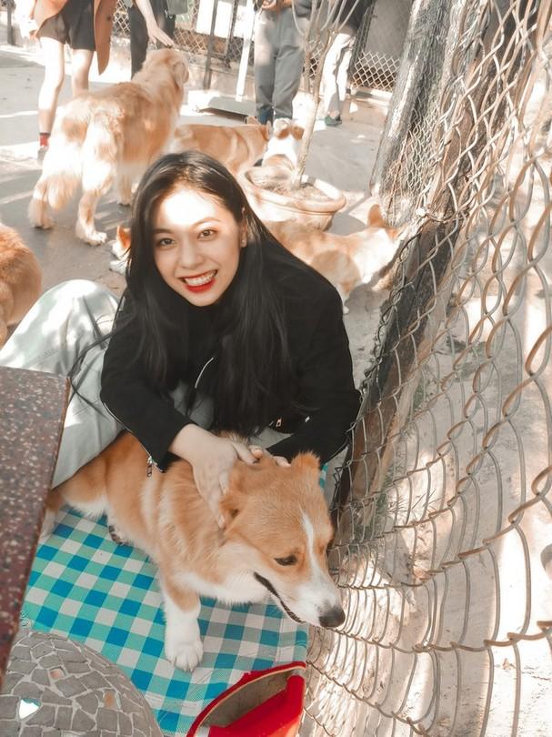 Nữ sinh xứ Nghệ ước mơ chinh phục ngôi vương Hoa hậu Việt Nam 2020 - ảnh 6