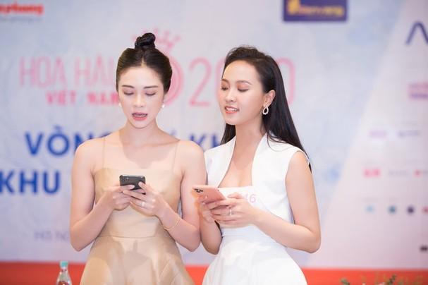 Sắc vóc đẹp hút hồn của các người đẹp xứ Nghệ lọt Bán kết Hoa hậu Việt Nam 2020 - ảnh 6