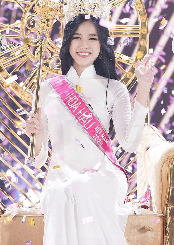 Hoa hậu Đỗ Thị Hà bất ngờ được so sánh với 'Hoa hậu đẹp nhất Trung Quốc', fan phấn khích - ảnh 1
