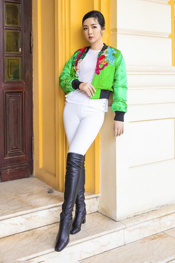Ở tuổi U50, Hoa hậu Giáng My vẫn trẻ đẹp bất chấp quy luật thời gian - 3