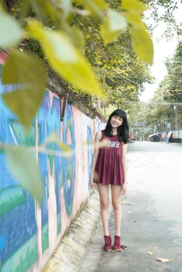 Ảnh cấp 3 cực xinh đẹp của 'Người đẹp có làn da đẹp nhất' Hoa hậu Việt Nam 2020 - ảnh 8