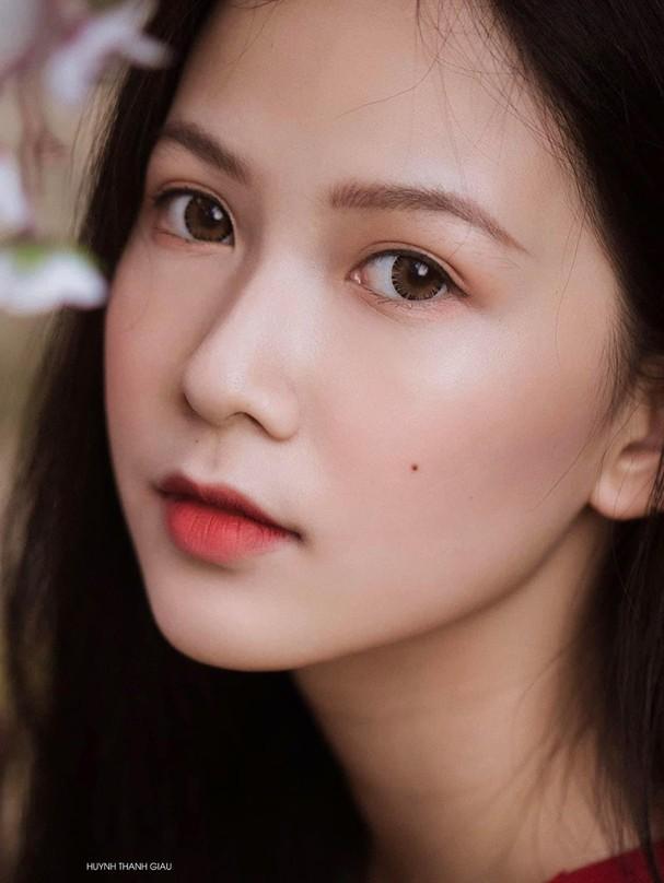 Ảnh cấp 3 cực xinh đẹp của 'Người đẹp có làn da đẹp nhất' Hoa hậu Việt Nam 2020 - ảnh 4
