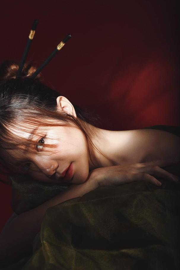 Nhan sắc không tì vết của cô gái có gương mặt đẹp nhất Hoa hậu Việt Nam 2018 - ảnh 5