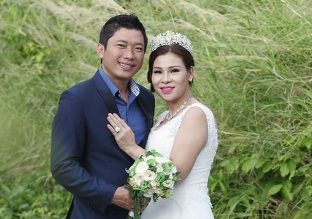 Diễn viên Kinh Quốc nổi tiếng cỡ nào trước khi lấy vợ đại gia Vũng Tàu? - Ảnh 2.