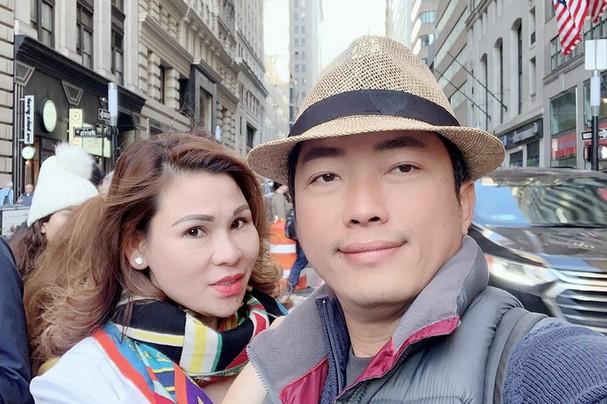 Diễn viên Kinh Quốc nổi tiếng cỡ nào trước khi lấy vợ đại gia Vũng Tàu? - ảnh 3