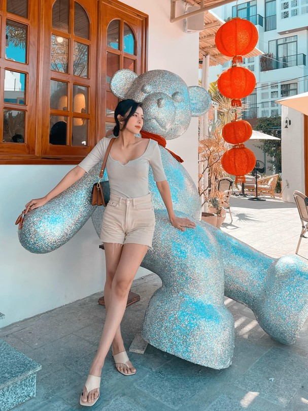 Nhan sắc vợ hot girl của ca sỹ quê Nghệ An Phan Mạnh Quỳnh - ảnh 4