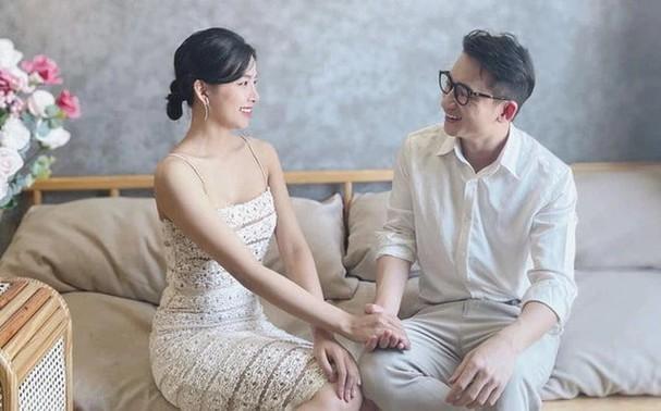 Nhan sắc vợ hot girl của ca sỹ quê Nghệ An Phan Mạnh Quỳnh - ảnh 9