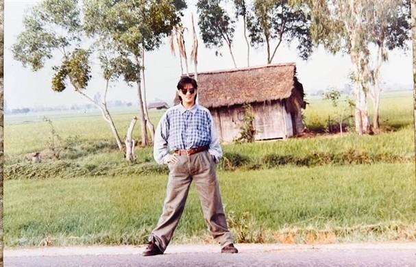 Đàm Vĩnh Hưng khoe ảnh 'cực phèn' chụp từ 30 năm trước - 1