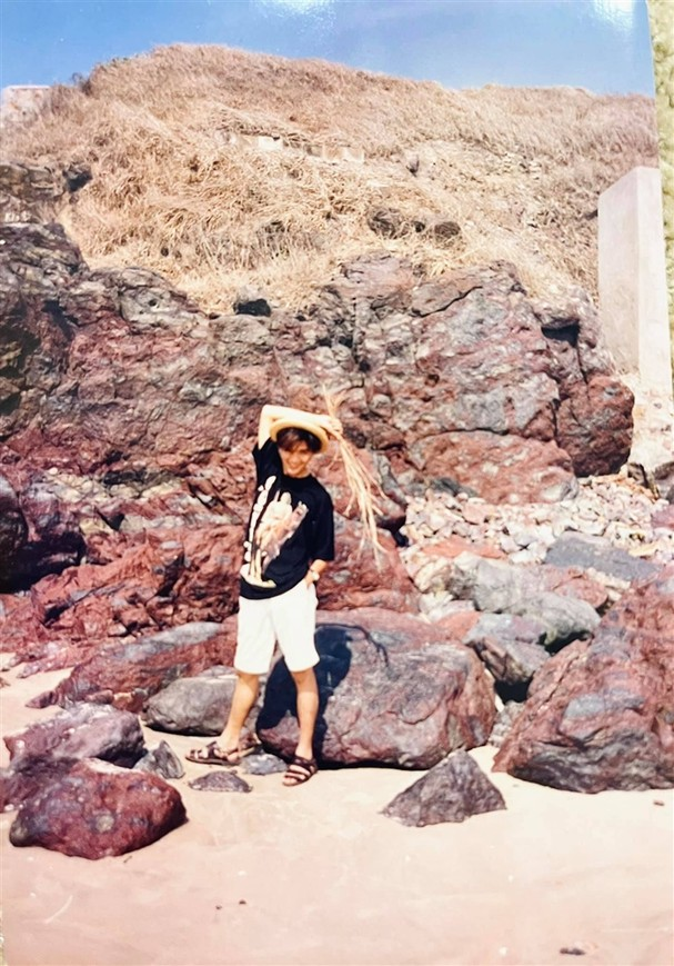 Đàm Vĩnh Hưng khoe ảnh 'cực phèn' chụp từ 30 năm trước - 2