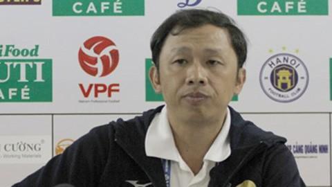 HLV HAGL tán thành chiếc thẻ đỏ cho Thành Lương