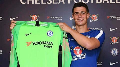 Thủ thành đắt giá Kepa hân hoan ra mắt tại Chelsea