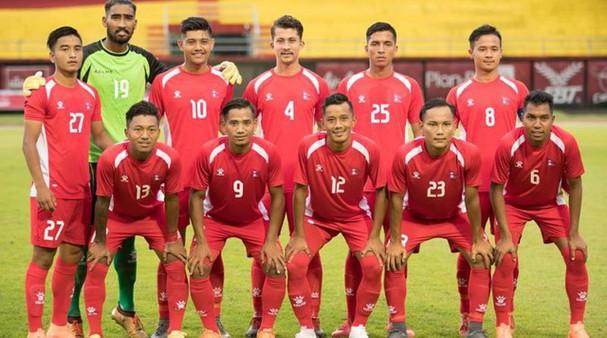 Olympic Nepal thua đậm Thái Lan ngay trước thềm Asiad 2018