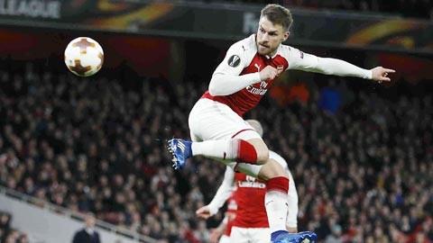 M.U muốn chiêu mộ Ramsey trong tháng 1