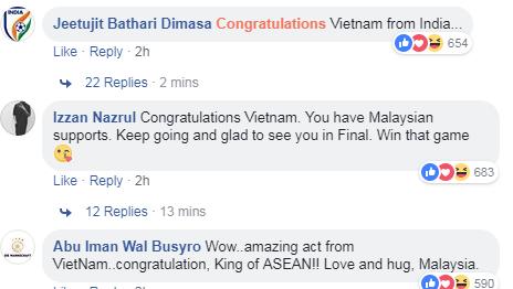 Báo chí và người hâm mộ châu Á dành những lời có cánh cho Olympic Việt Nam - ảnh 7
