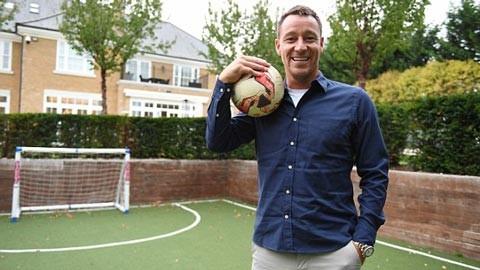 Vụ Terry sang Spartak Moscow đổ bể