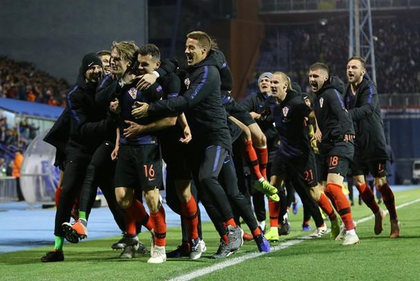 Croatia tiếp tục nuôi hy vọng vào bán kết UEFA Nations League /// Reuters