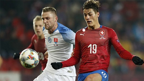 Tổng hợp UEFA Nations League: CH Czech tiễn Slovakia xuống hạng