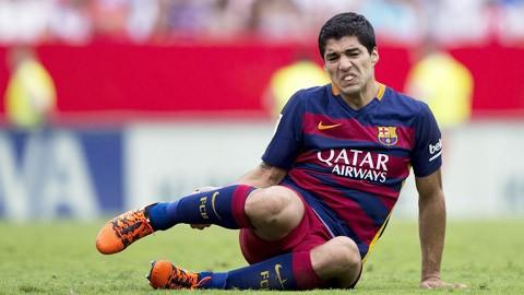Bão chấn thương lan rộng ở Barca