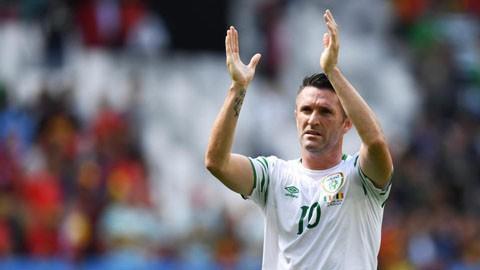 Robbie Keane giã từ sân cỏ