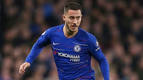 Hazard thả thính Real, có thể rời Chelsea vào cuối mùa