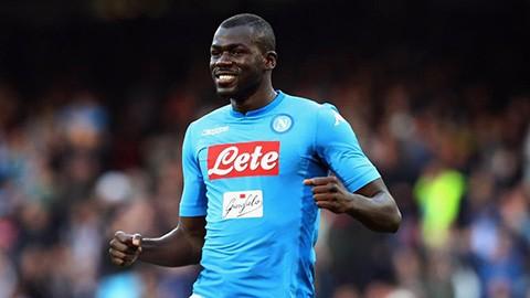 M.U chính thức hỏi mua Koulibaly giá 90 triệu bảng
