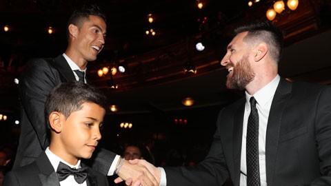 Messi sắp đoàn tụ CR7 tại Serie A