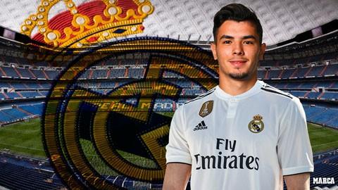 Real Madrid chiêu mộ thành công Brahim Diaz từ Man City