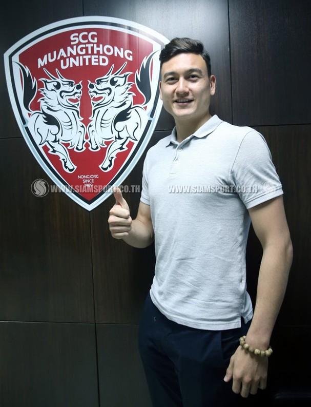 Thể thao - Đặng Văn Lâm có mặt tại Thái Lan, sẵn sàng hội quân cùng Muangthong United (Hình 2).