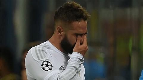 Sau Vinicius, đến lượt Carvajal mang tin buồn cho Real