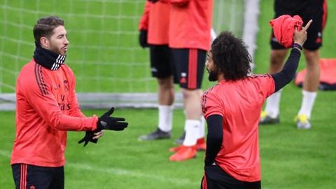 Nội bộ Real rối loạn: Ramos và Marcelo hục hặc, Isco bị kỷ luật