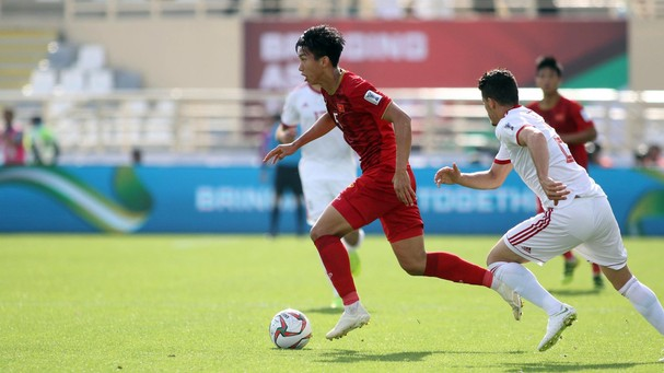 7 cầu thủ ấn tượng nhất của Việt Nam ở Asian Cup 2019