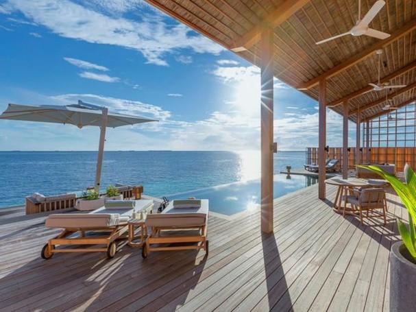 Khách sạn đẹp nhất thế giới vận hành bằng năng lượng mặt trời - 4