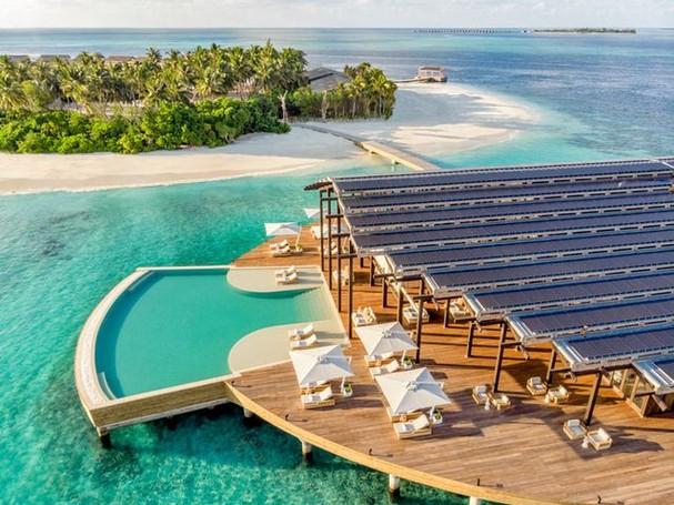 Khách sạn đẹp nhất thế giới vận hành bằng năng lượng mặt trời - 7