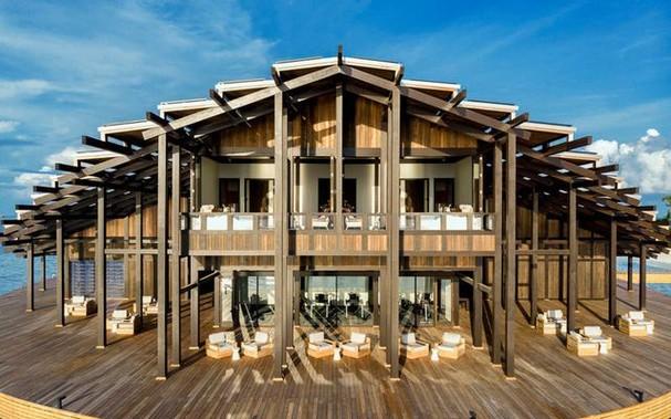 Khách sạn đẹp nhất thế giới vận hành bằng năng lượng mặt trời - 9