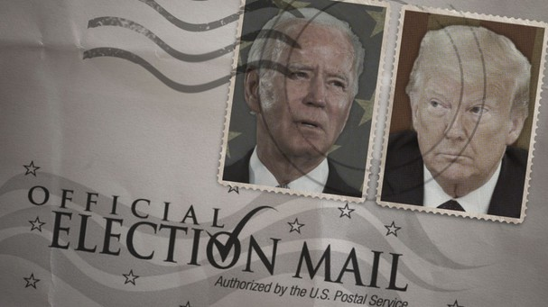 Năm 2020 ghi nhận số lượng cử tri Mỹ bỏ phiếu qua thư cao kỷ lục. Ảnh: Washington Post