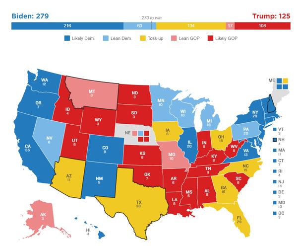 Quyền lực của Đại cử tri đoàn trong bầu cử ở Mỹ - ảnh 10