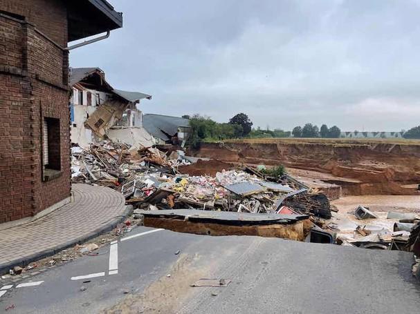 Số người chết do lũ lụt tại châu Âu vượt 125 người, hàng trăm người mất tích -1